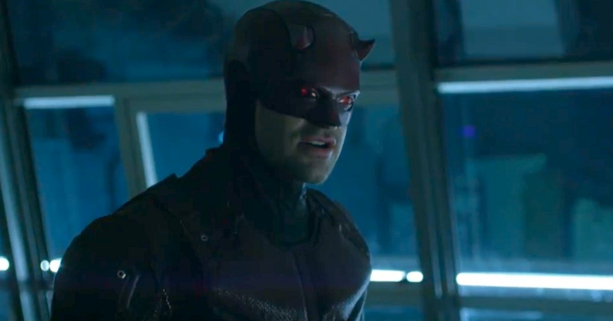 Watch: Daredevil Season 2 Trailer #2