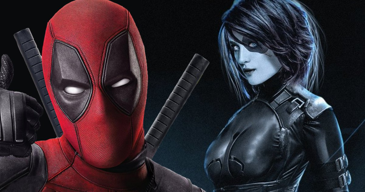 Deadpool 2 Domino Powers