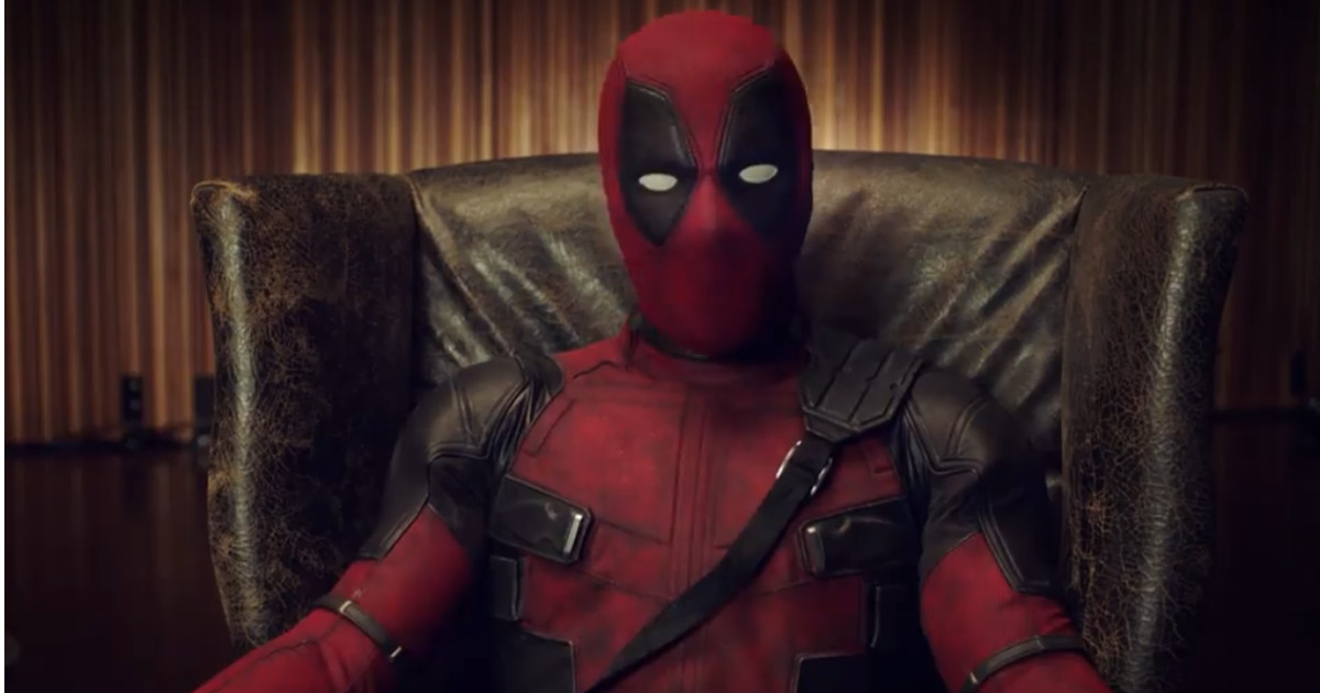 Deadpool 2 Teaser Promises Free Tattoos for Brazil Comic Con Attendees