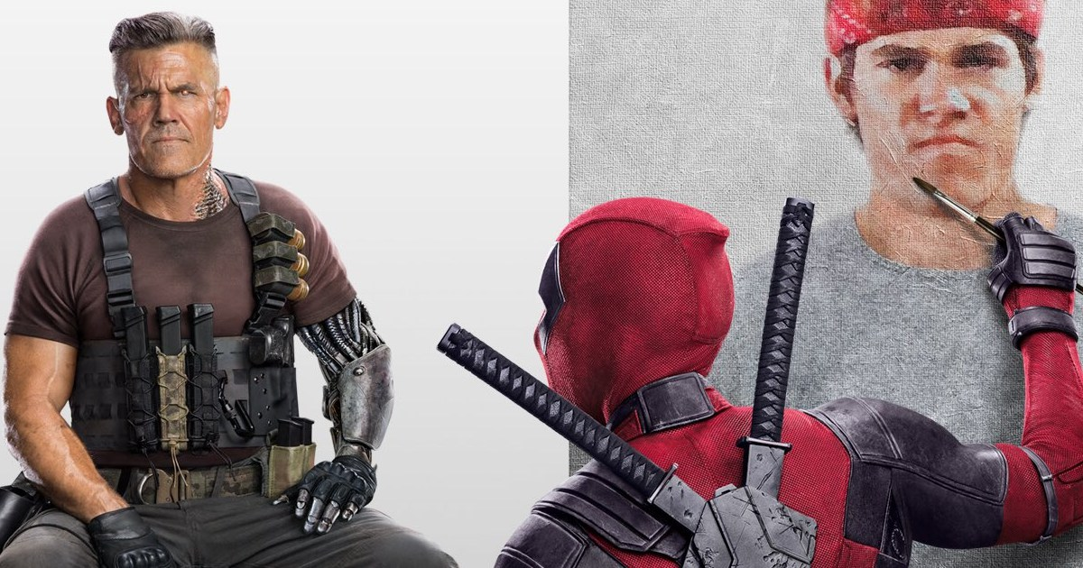 New Josh Brolin Deadpool 2 Images