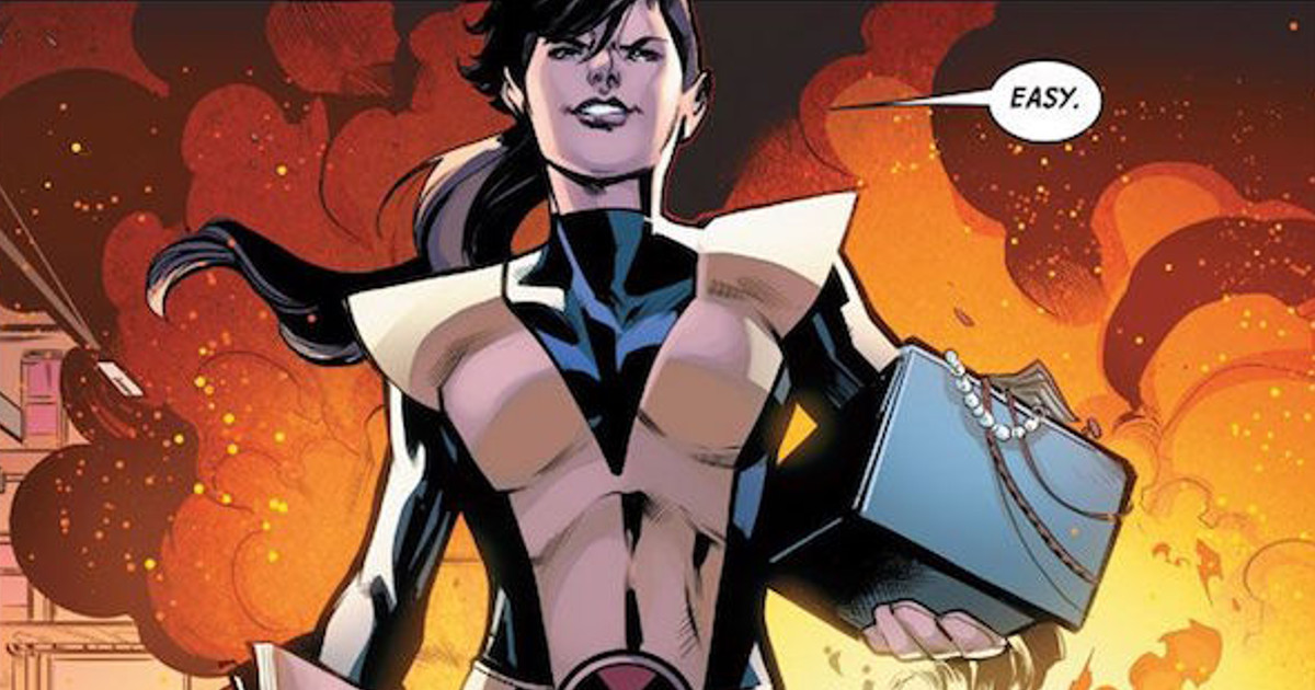 Men: Kitty Pryde movie in development