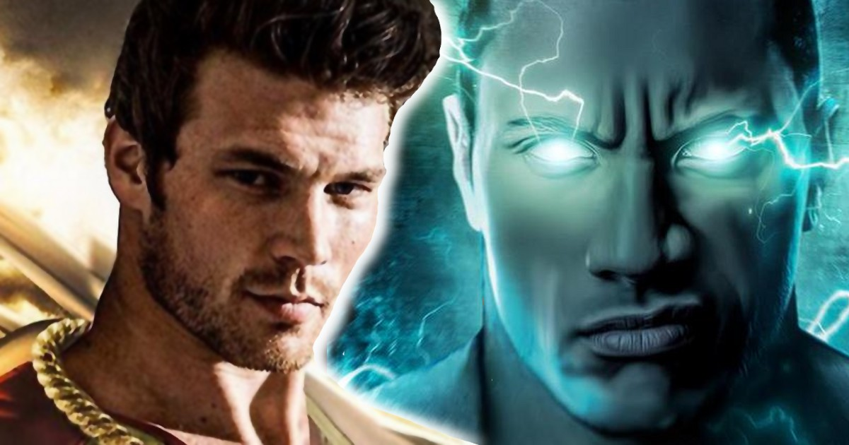 Derek Theler Wants To Play Shazam