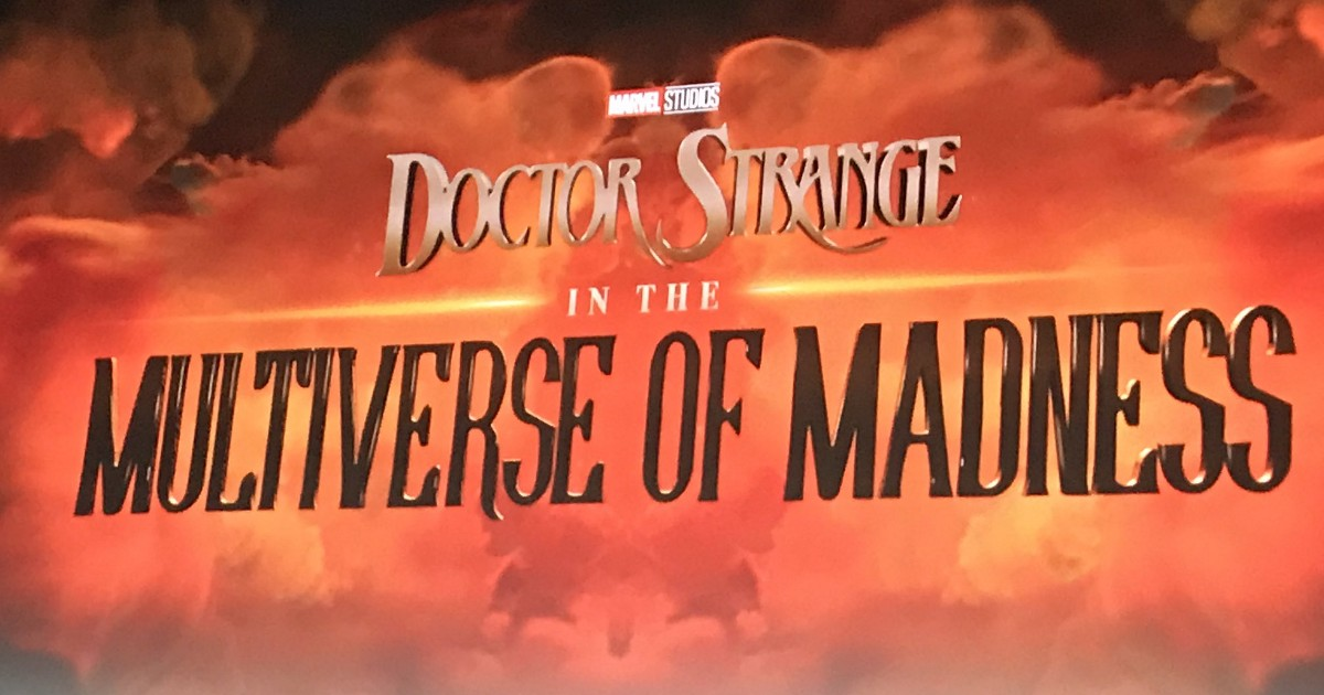 Doctor Strange: In The Multiverse Of Madness Announced At Comic ...