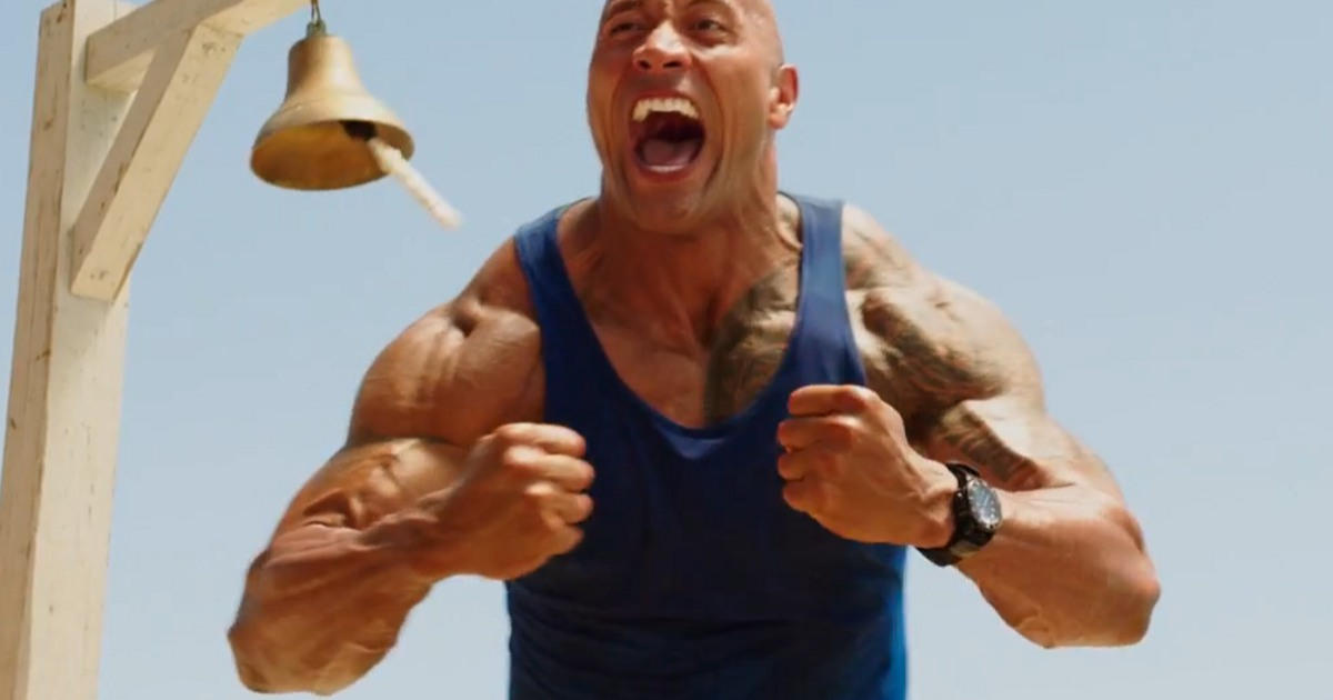 New Dwayne Johnson Baywatch Red-Band Trailer