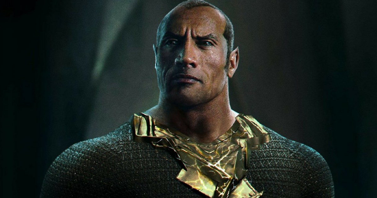 Mark Strong: 'I'm playing the villain in Shazam!'