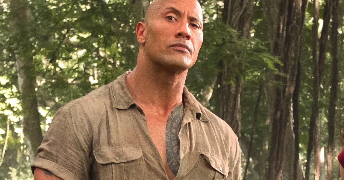 Dwayne Johnson Lays The Smack Down On Jumanji Twitter Hater