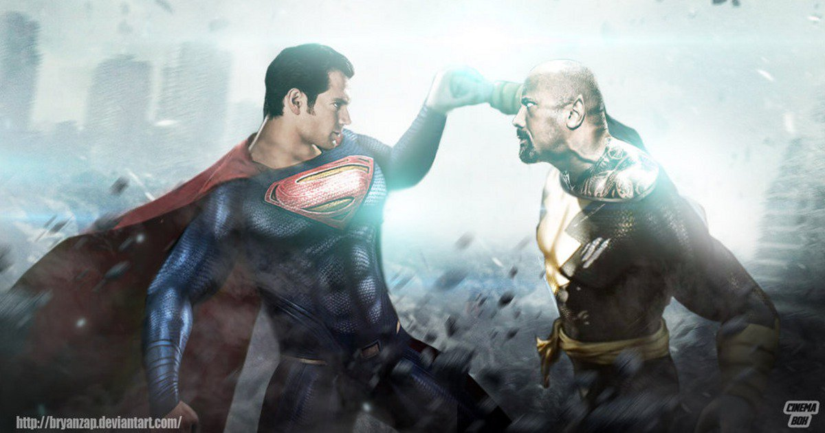 Dwayne Johnson Talks Why Black Adam