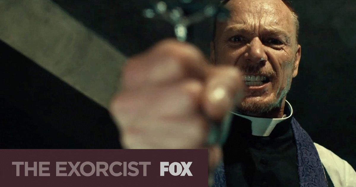 Watch: Fox TV's The Exorcist Trailer