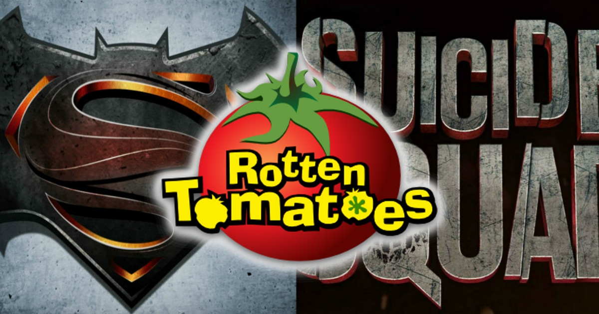 Brave Hero DC Fan Posts Petition Demanding Shutdown of Evil Rotten Tomatoes