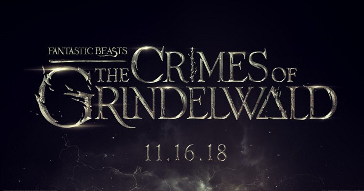 FANTASTIC BEASTS THE CRIMES OF GRINDELWALD Teaser Trailer And Poster