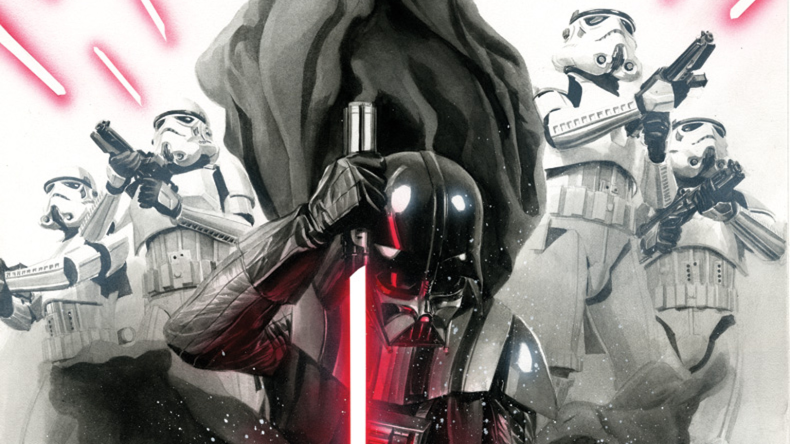 Alex Ross Darth Vader