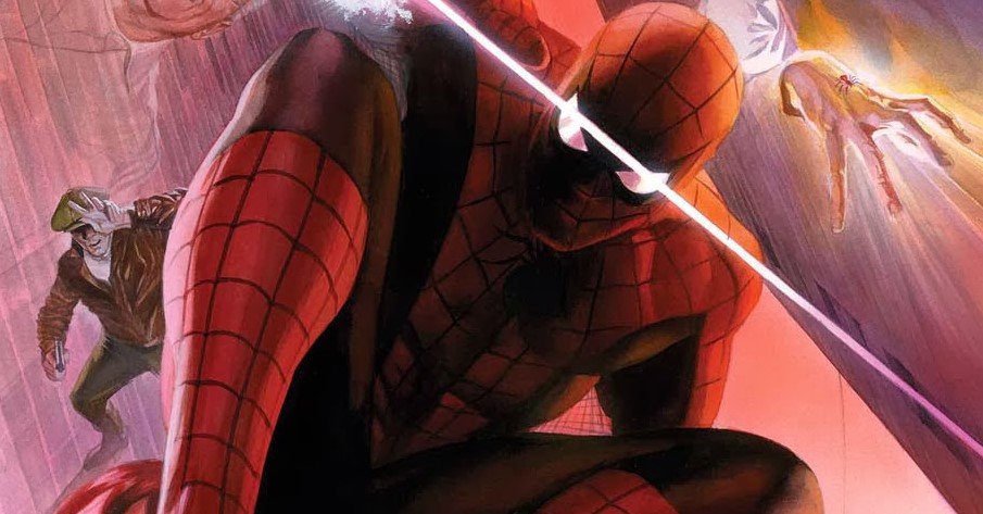 Alex Ross Spider-Man