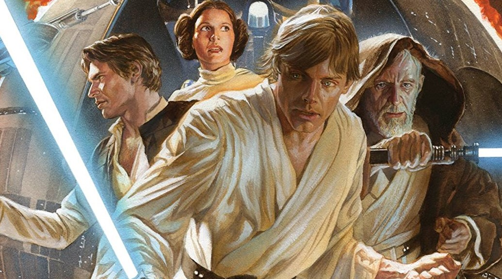 Star Wars Alex Ross