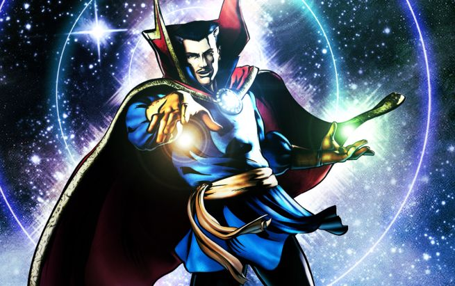 Six Actors Rumored For Doctor Strange