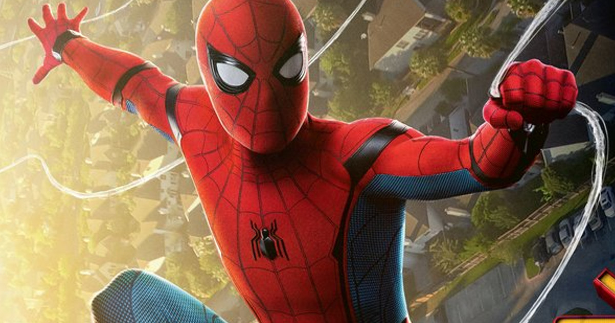 The Final Poster For Spider Man Homecoming Has Been Released Check It Out Below