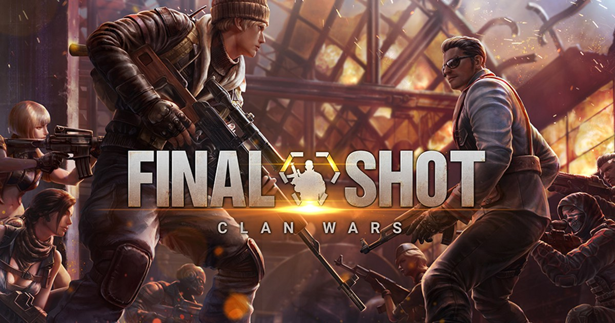 "Netmarble Announces Real-Time First Person Shooter ""Final Shot"""