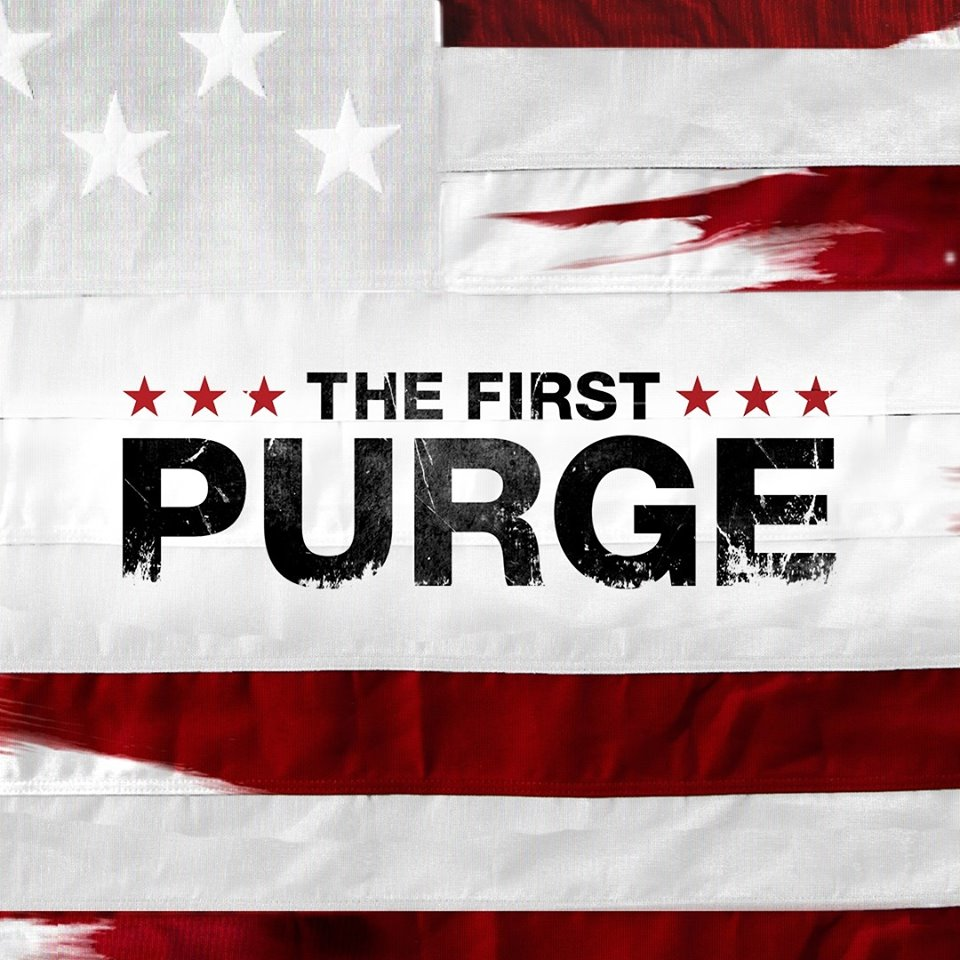 The First Purge Poster Wants To Make America Great Again