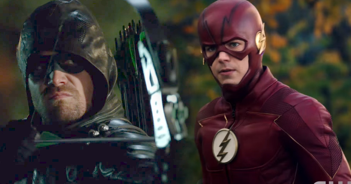 The Flash, Arrow & Black Lightning Extended Trailers & Clips