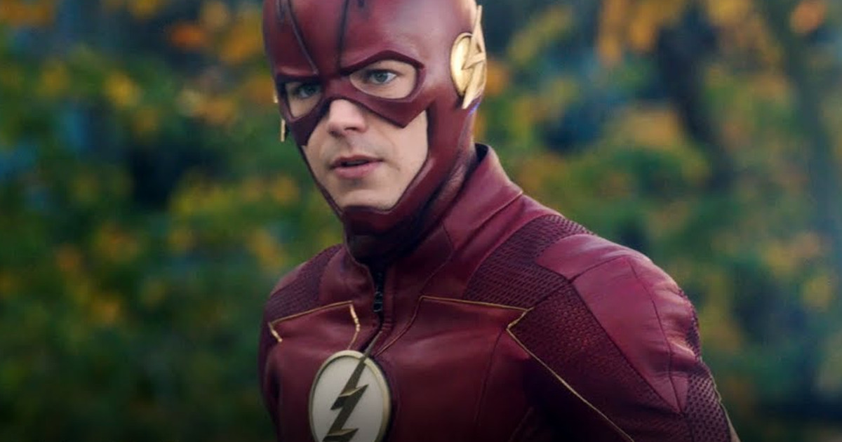 "Watch: The Flash ""Framed""  & CW ""Suit Up"" Trailers"