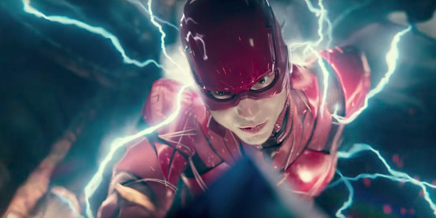 Justice League Movie Easter Egg For The Flash Spotted