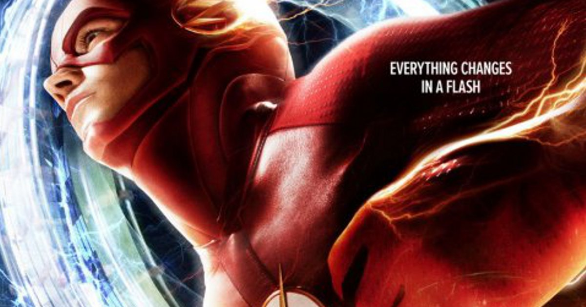"Watch: The Flash ""Invincible"" Clip & New Poster"