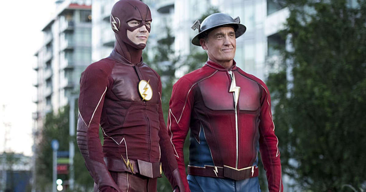 "The Flash 3x02 ""Paradox"" Preview Images"