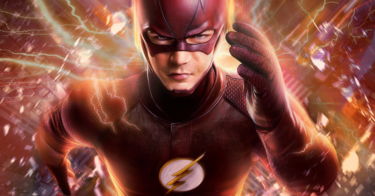 The Flash Season 3 Started Filming - Cosmic Book News