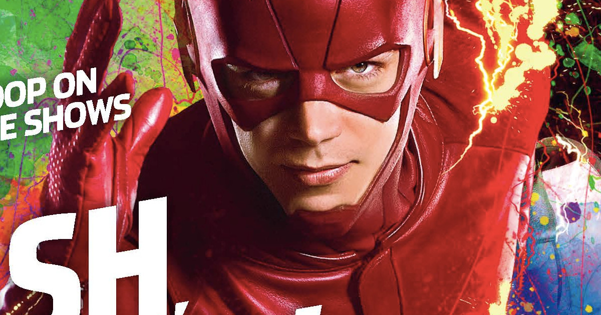 Comic-Con: The Flash, Arrow, Supernatural & More TV Guide Covers