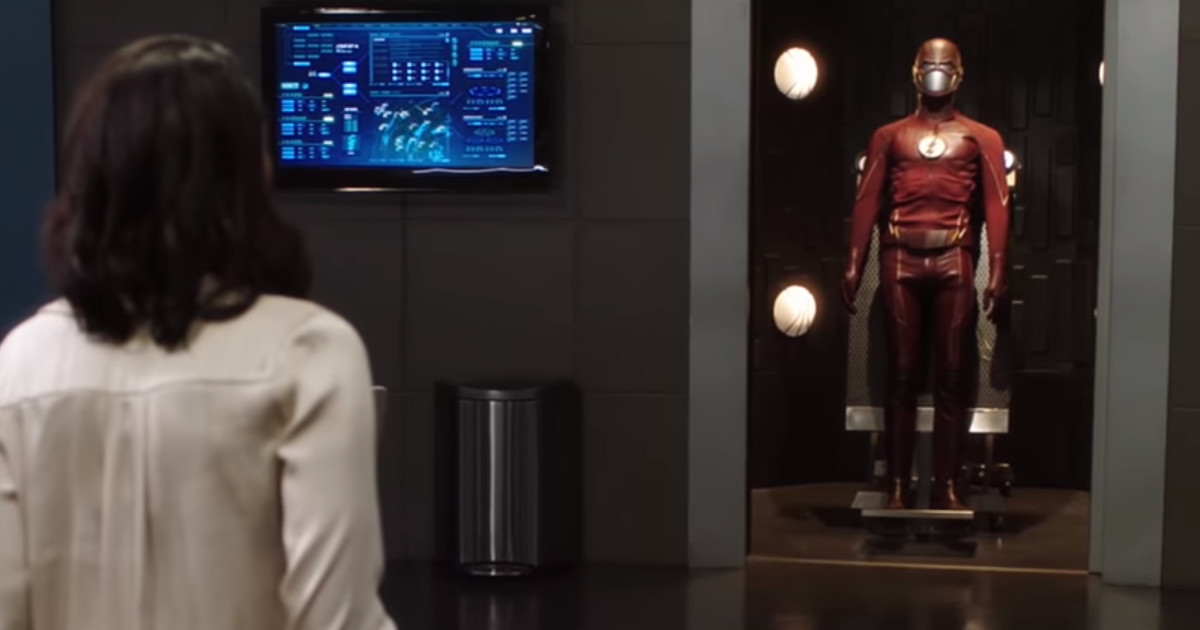 Pics From The Flash Season Four Premiere Online