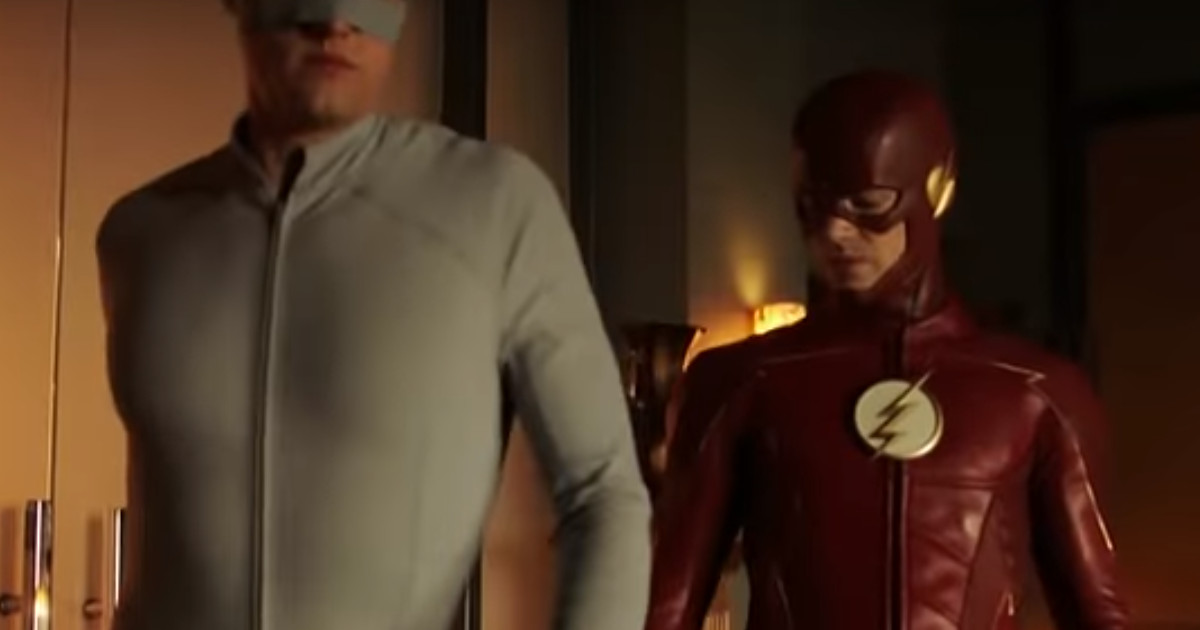 The Flash 4x06 & DC's Legends of Tomorrow 3x06 Trailers