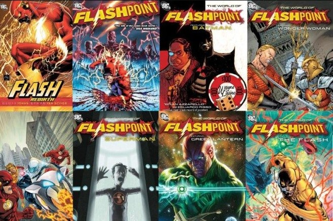 The Flash Movie Is A Go! | Cosmic Book News