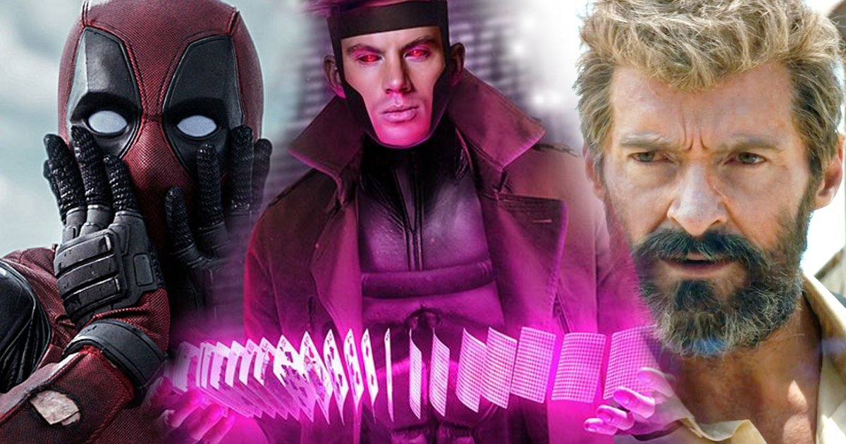 thank deadpool amp logan for gambit happening says channing