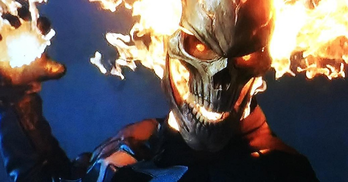 Ghost Rider Teased In Agents of SHIELD Winter Finale Trailer