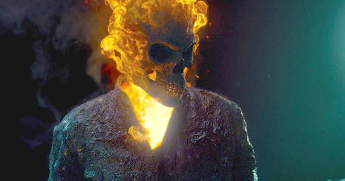 Ghost Rider Director Doesn't Like The MCU