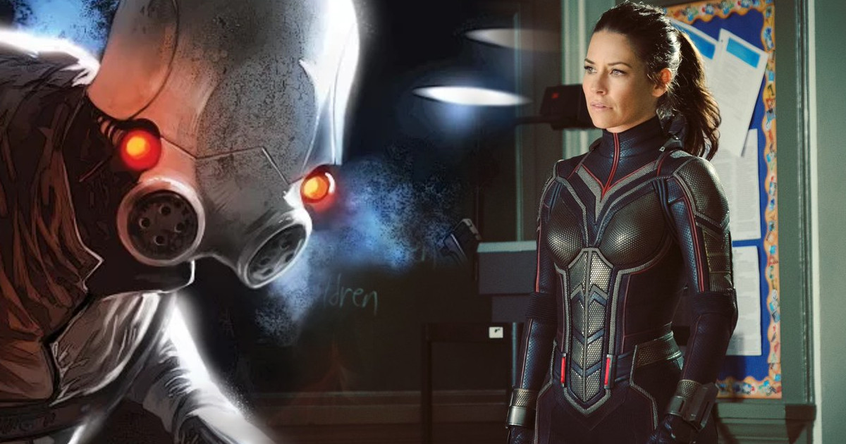 Ant-Man and the Wasp vs Ghost
