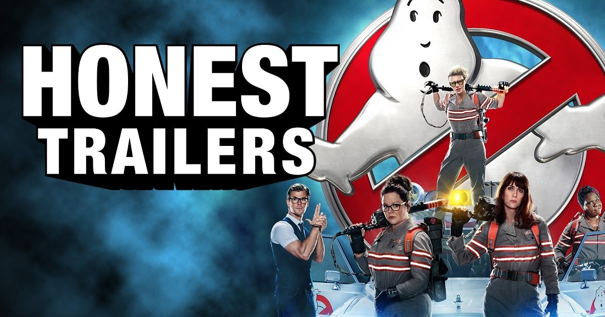 Watch: Ghostbusters 2016 Honest Trailer