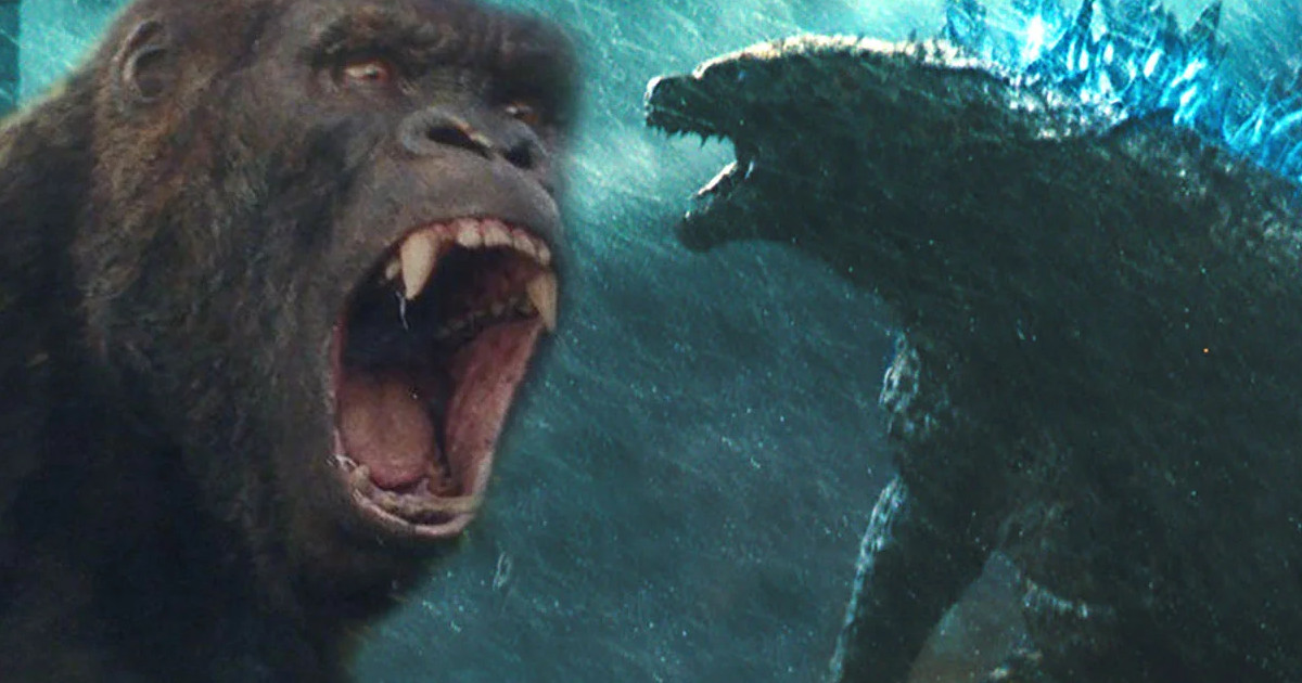 Godzilla vs King Kong CineEurope
