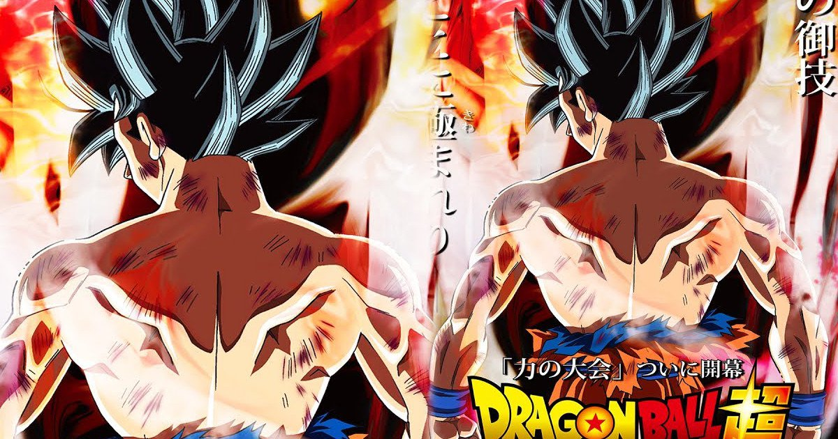 Goku Gets New Form For Dragon Ball Super