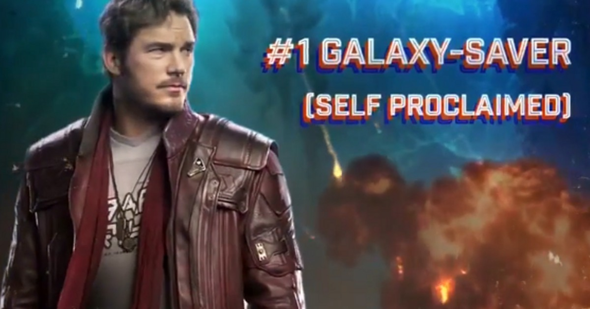 Guardians Of The Galaxy 2 17 Days Spot Star Lord Promo