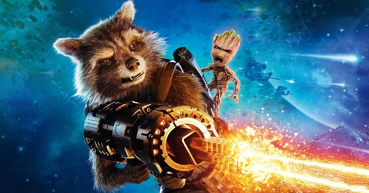 New Guardians of the Galaxy 2 Banner Images