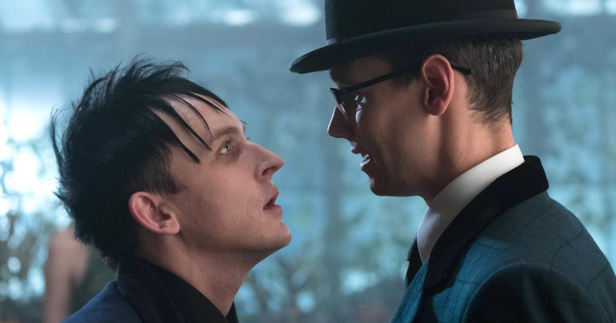 Image result for gotham penguin and riddler season 5