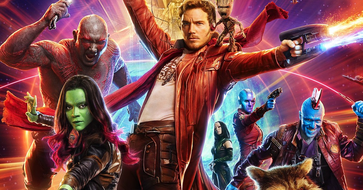What's New To Netflix In December 2017: Guardians of the Galaxy 2 & More