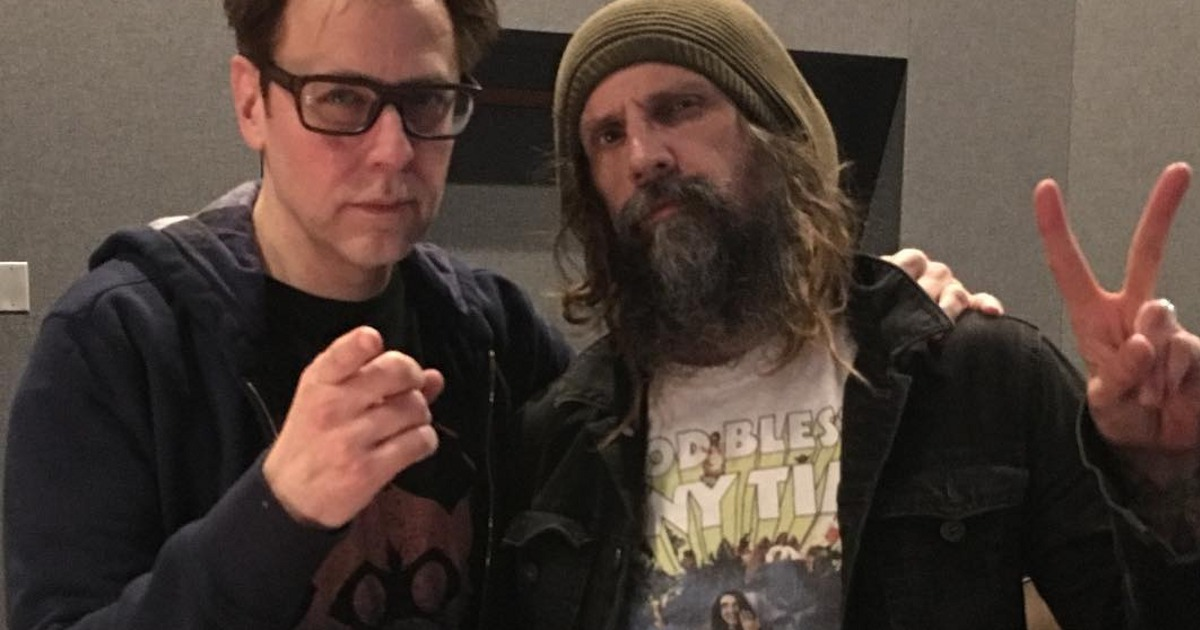 Rob Zombie records voice for