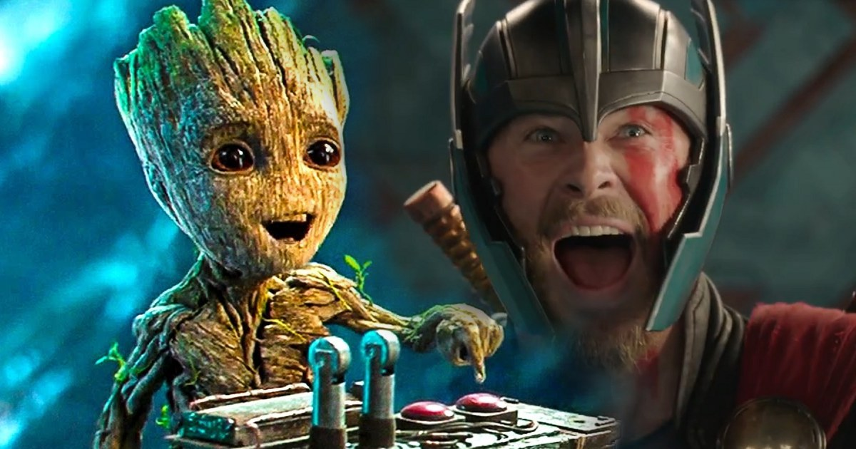 Watch Guardians Of The Galaxy 2 Trailer In Thor Ragnarok Style Cosmic Book News