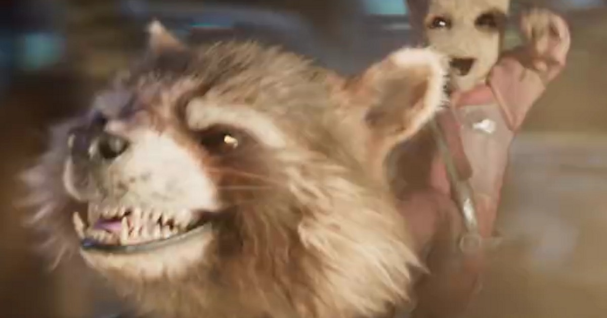'Guardians of the Galaxy Vol. 2' Trailer Hands Universe to Baby Groot