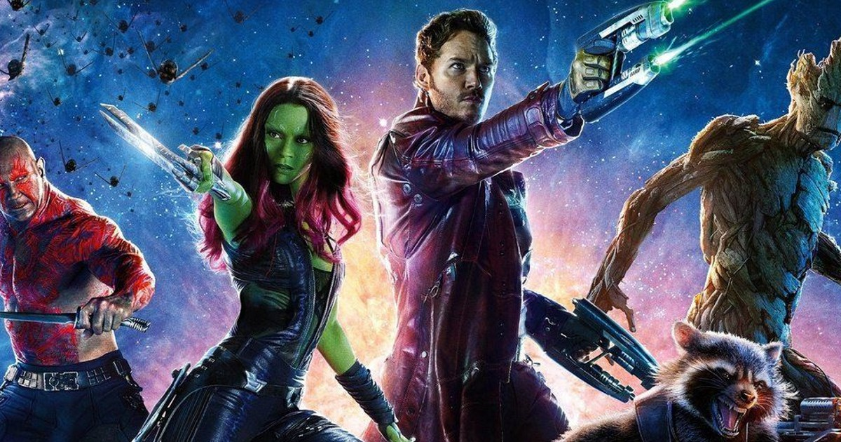 JAMES GUNN 'Heavily Involved' in Bringing the GUARDIANS to AVENGERS: INFINITY WAR