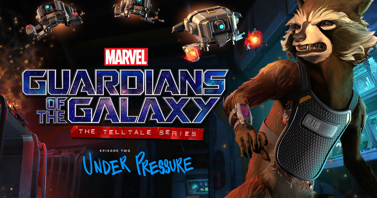 Telltale Games' Guardians Of The Galaxy Episode 2 Gets A Release Date