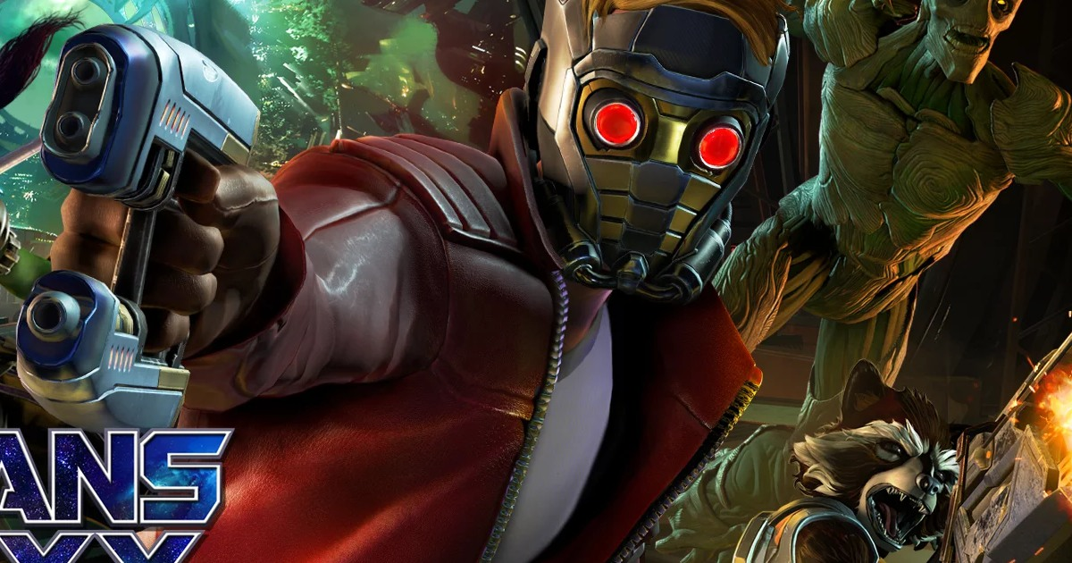 Guardians of the Galaxy Telltale Games Trailer