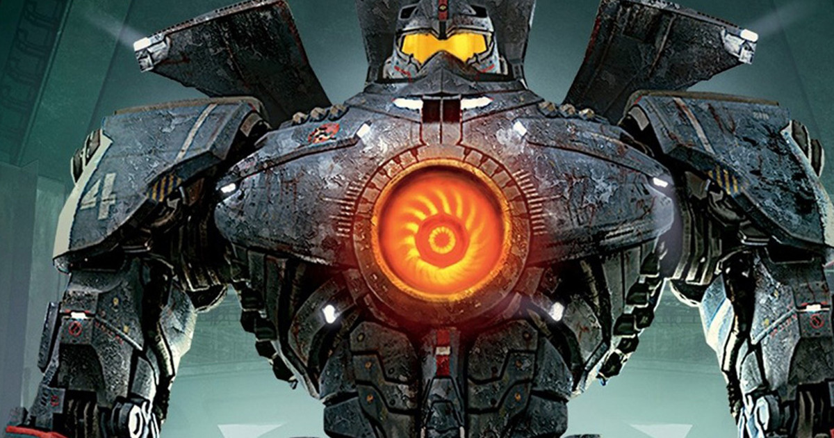 Pacific Rim Uprising Jaeger Gypsy Avenger