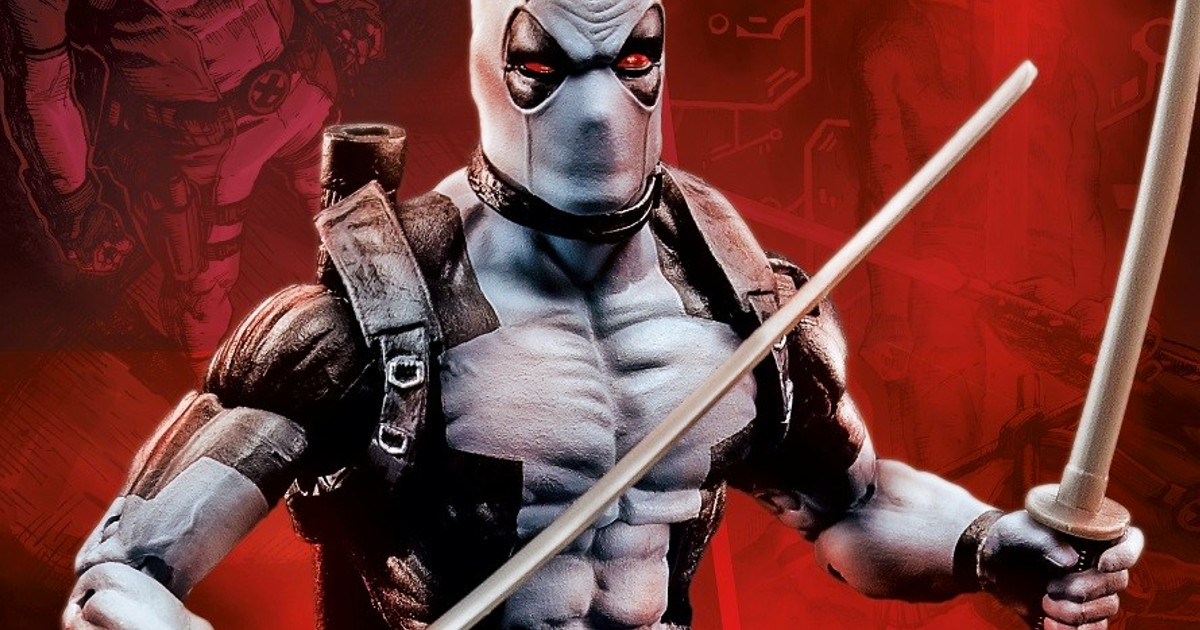 """New Marvel Legends Hascon Exclusive X-Force Deadpool 6/"""" SOLD OUT!"""
